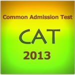 CAT 2013 Notified