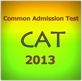 IIM CAT 2013